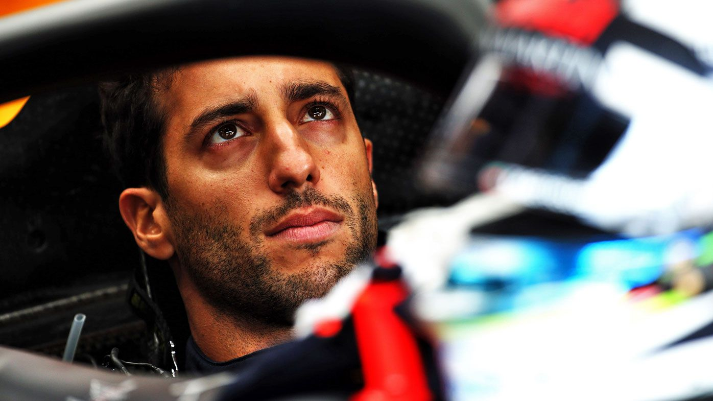 Ricciardo frustrated by DNF at Italian GP