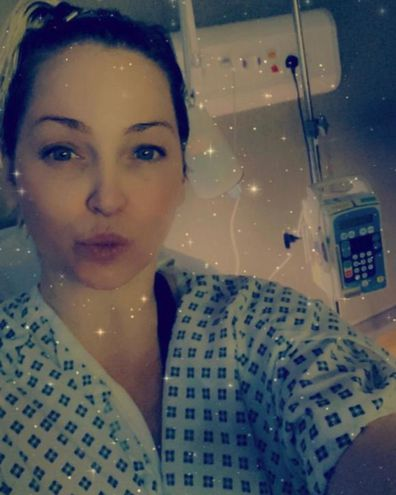 Girls Aloud, Sarah Harding, breast cancer, update, Instagram