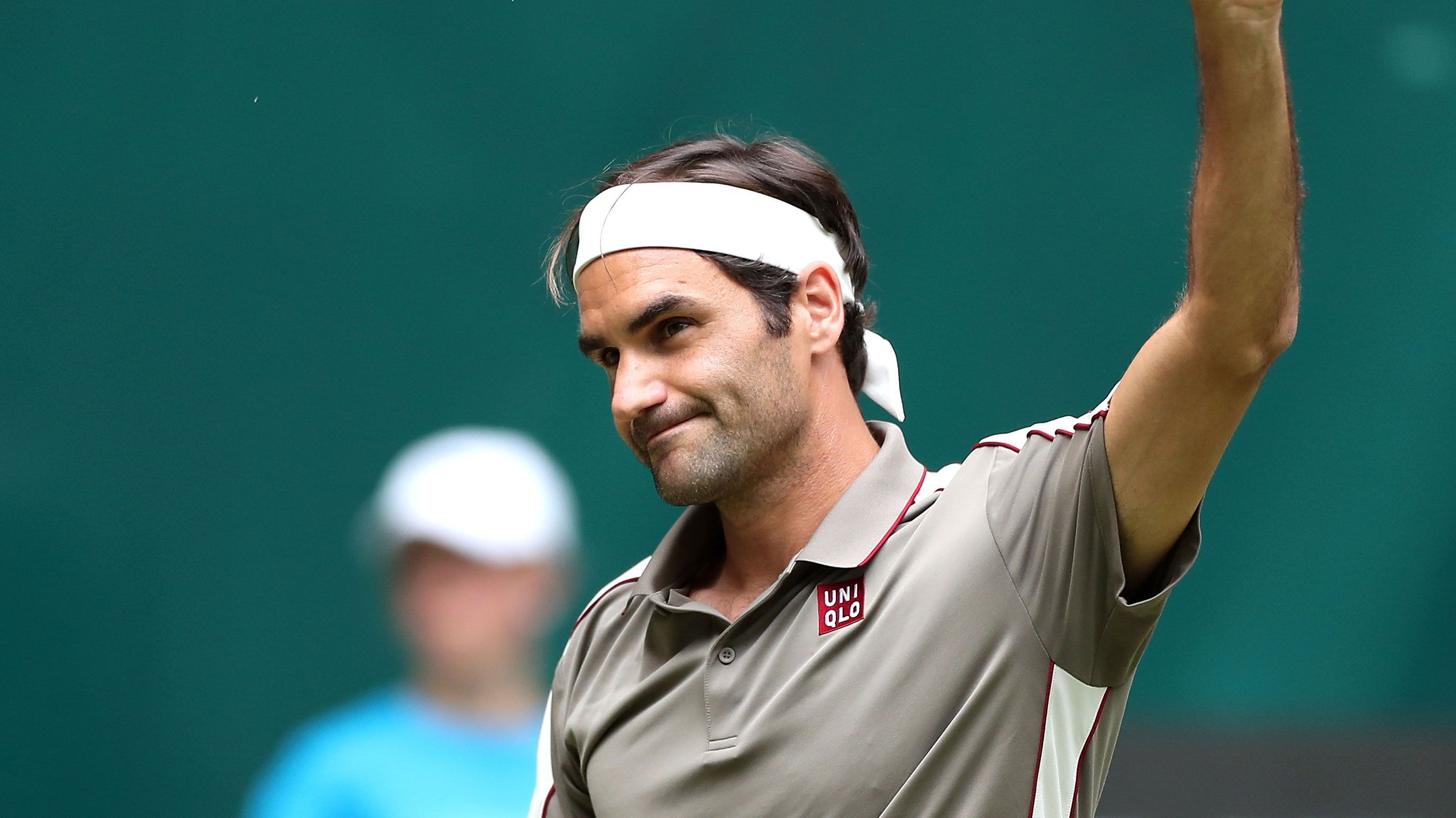 Tennis legend Roger Federer explains why coaching should not be brought in