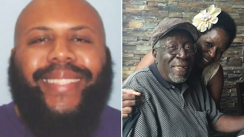 Ohio man Steve Stephens, 37, filmed the murder of 74-year-old grandfather Robert Godwin Sr before posting it to Facebook. (Cleveland Police/Twitter/@Repairerofthebr)