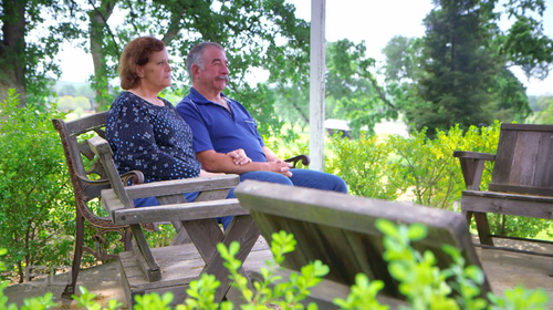 Ike and Susan Riffel were hesitant to speak with the media, but confided in 60 minutes the heartbreak they now live with.