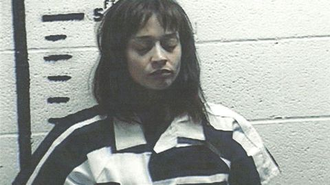 Busted for drugs: Guess the 90s pop star in this scary mug shot