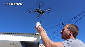 Drone-delivered coffee could be the next way to get your caffeine buzz