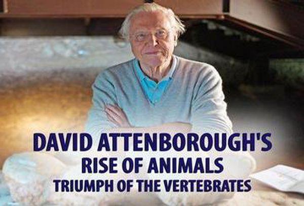 David Attenborough's Rise of Animals