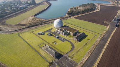 You could buy Scotland's ballistic missile warning radar as your next flip
