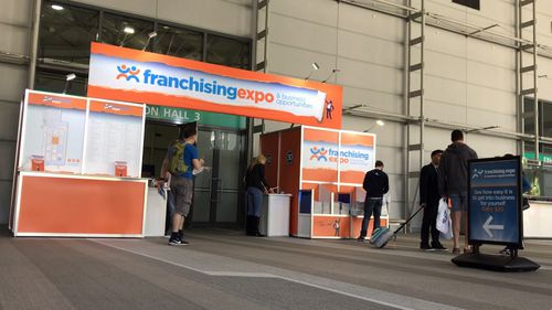 The Franchising Expo has been touring the country's capitals.