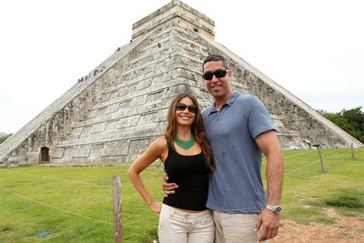 Sofia Vergara celebrated her birthday with fiancé Nick Loeb in Mexico!