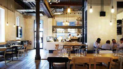 Petition Wine Bar & Merchant, Perth WA - nominated for best bar design