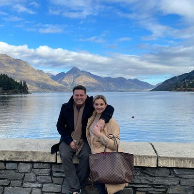 Karl Stefanovic and Jasmine Yarbrough: June 2021