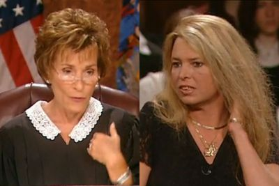 """<b>Judge Judy Perfect Put-down:</b> """"You speak, I rule, and then you shut up. Do you understand?"""""""
