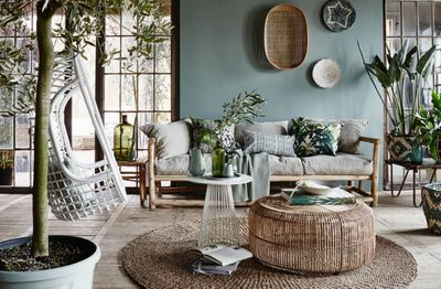 <p><strong>Rattan furniture is 2018's hottest interiors trend</strong></p>