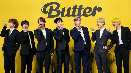 K-Pop superstars BTS are part of the hallyu, or Korean wave of popular culture.