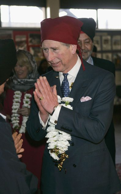 Prince Charles India Instagram