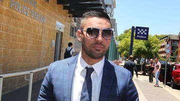 Salim Mehajer convicted of taxi driver assault