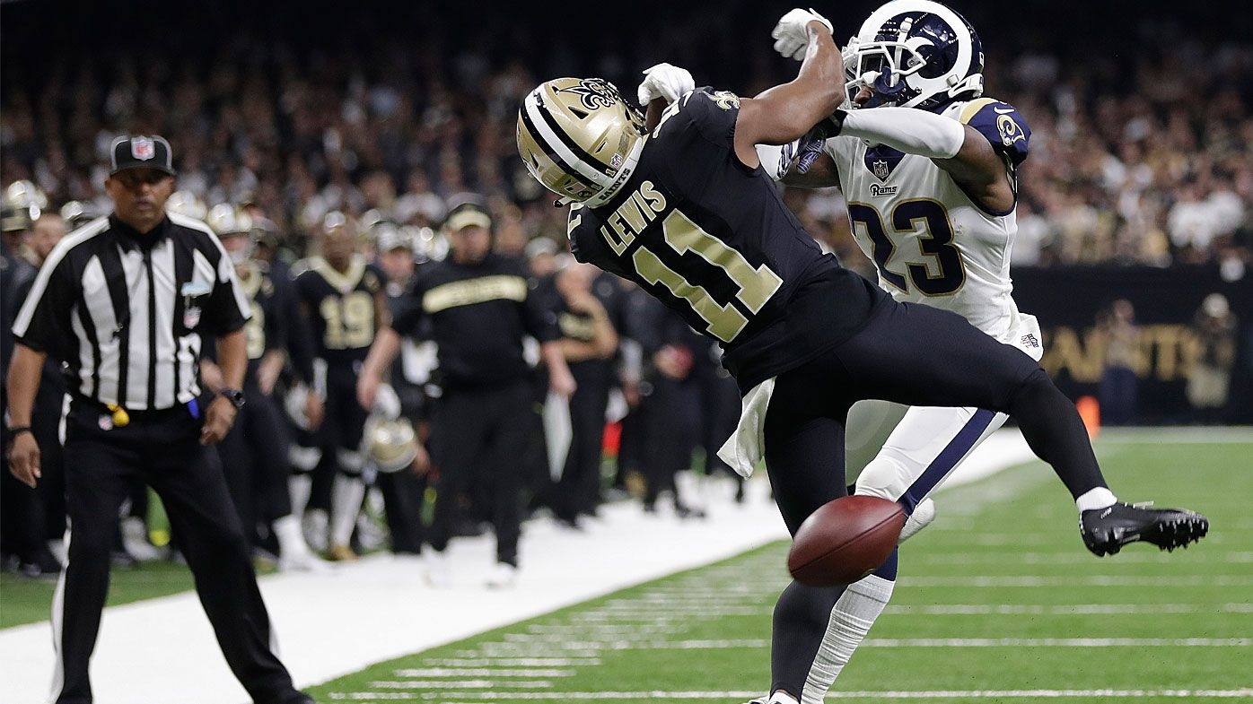 NFL announce rule changes, allow pass interference challenges after controversial NFC Championship