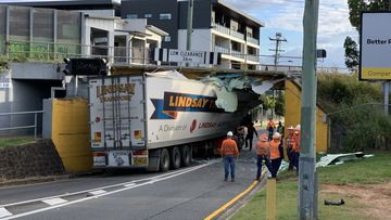 Queensland truck