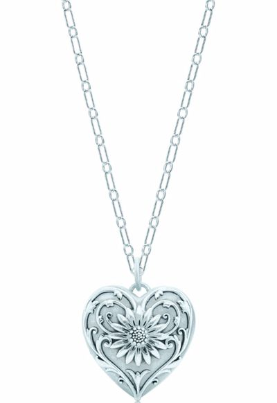 "<a href=""http://www.tiffany.com.au/jewelry/necklaces-pendants/ziegfeld-collection-daisy-locket-and-chain-GRP06675?&&fromGrid=1&search_params=p+1-n+10000-c+582232-s+5-r+-t+-ni+1-x+-lr+-hr+-ri+-mi+-pp+30+3&search=0&origin=browse&searchkeyword=&trackpdp=bg&fromcid=582232#p+1-n+10000-c+582232-s+5-r+-t+-ni+1-x+-pu+-f+false+0-lr+-hr+-ri+-mi+-pp+30%2B3"" target=""_blank"">Locket and chain, $1050, Tiffany & Co.</a>"