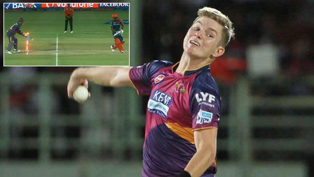 Zampa stars in Supergiants IPL win