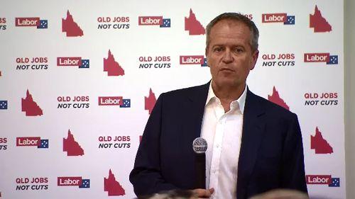 Labor leader Bill Shorten pledged to attempt to revoke the cashless welfare scheme.