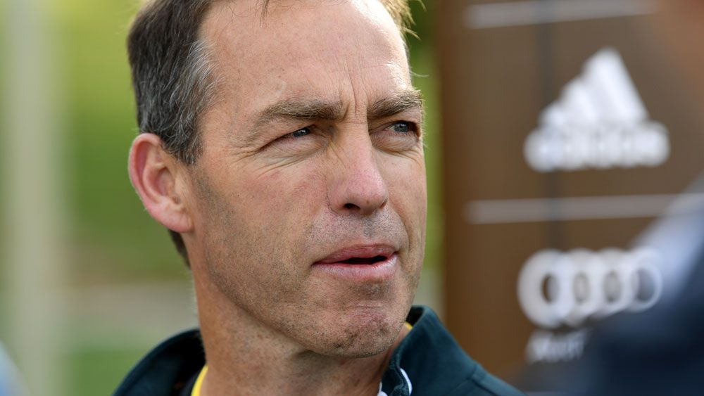 AFL news: Hawthorn coach Alastair Clarkson in no hurry to sign new Hawks deal