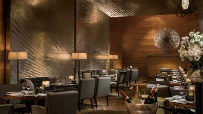 The Four Seasons' Lung King Heen restaurant was the first in the city to be awarded three Michelin stars.