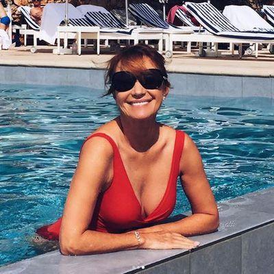 Actress Jane Seymour, 67