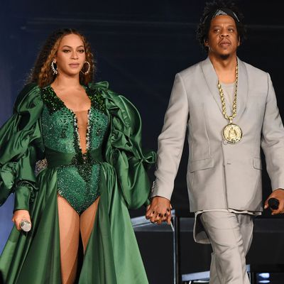 Beyoncé and Jay-Z: Together since 2000