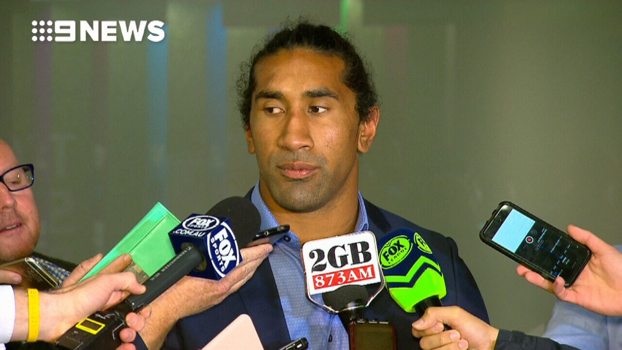 Soliola banned for five weeks