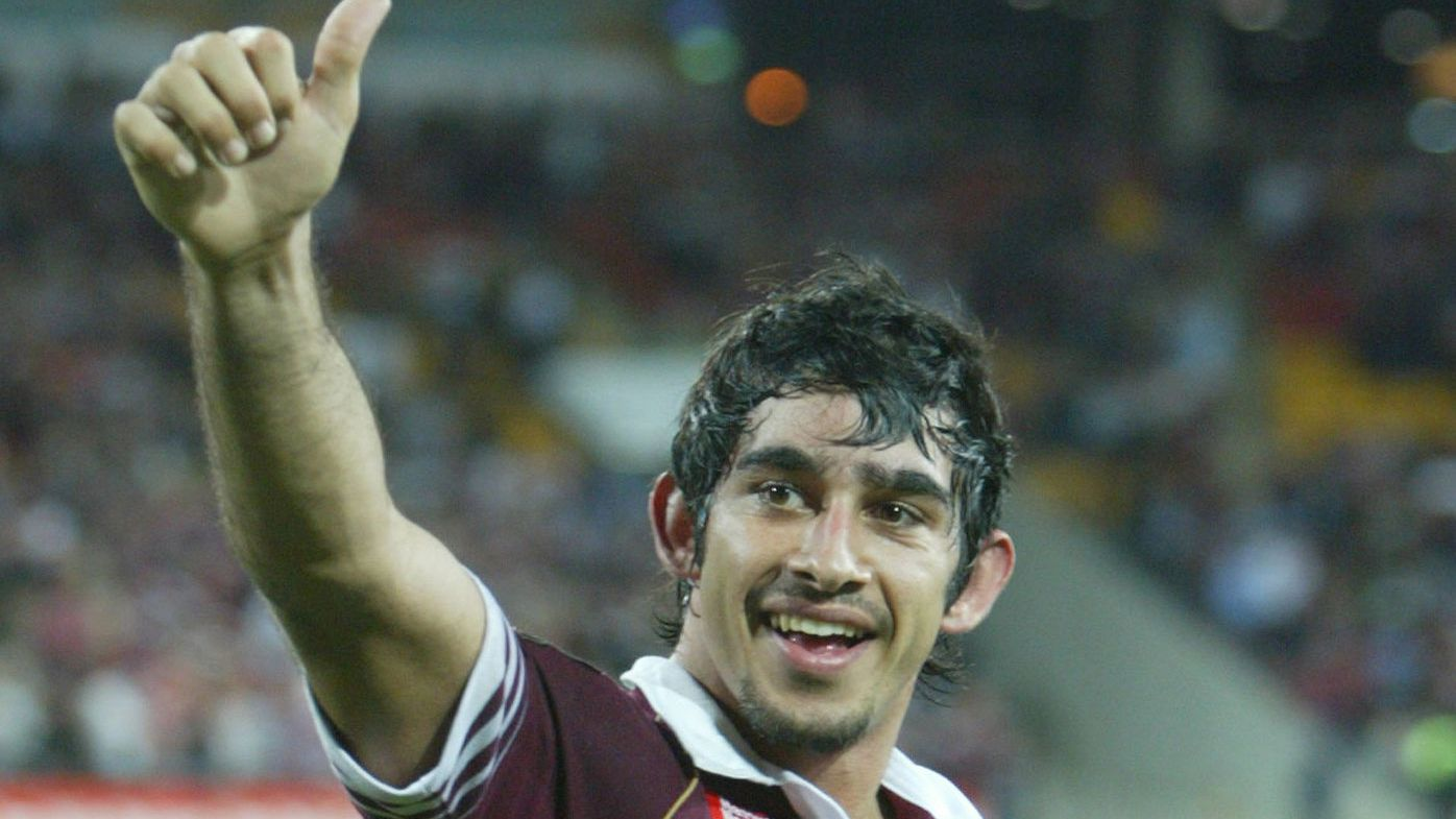 EXCLUSIVE: Johnathan Thurston sees shades of 2001 in Wayne Bennett's first Queensland squad