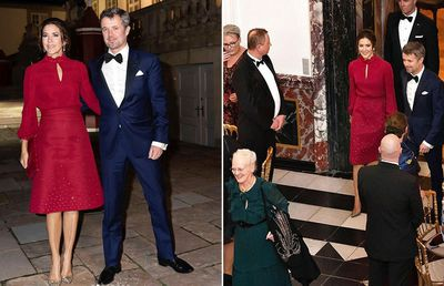 Princess Mary and Prince Frederik celebrate Denmark's territories, October 2019