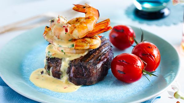 Aussie surf and turf
