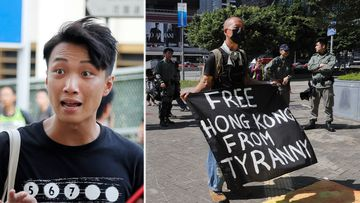 Probe urged after hammer attack on HK pro-democracy leader