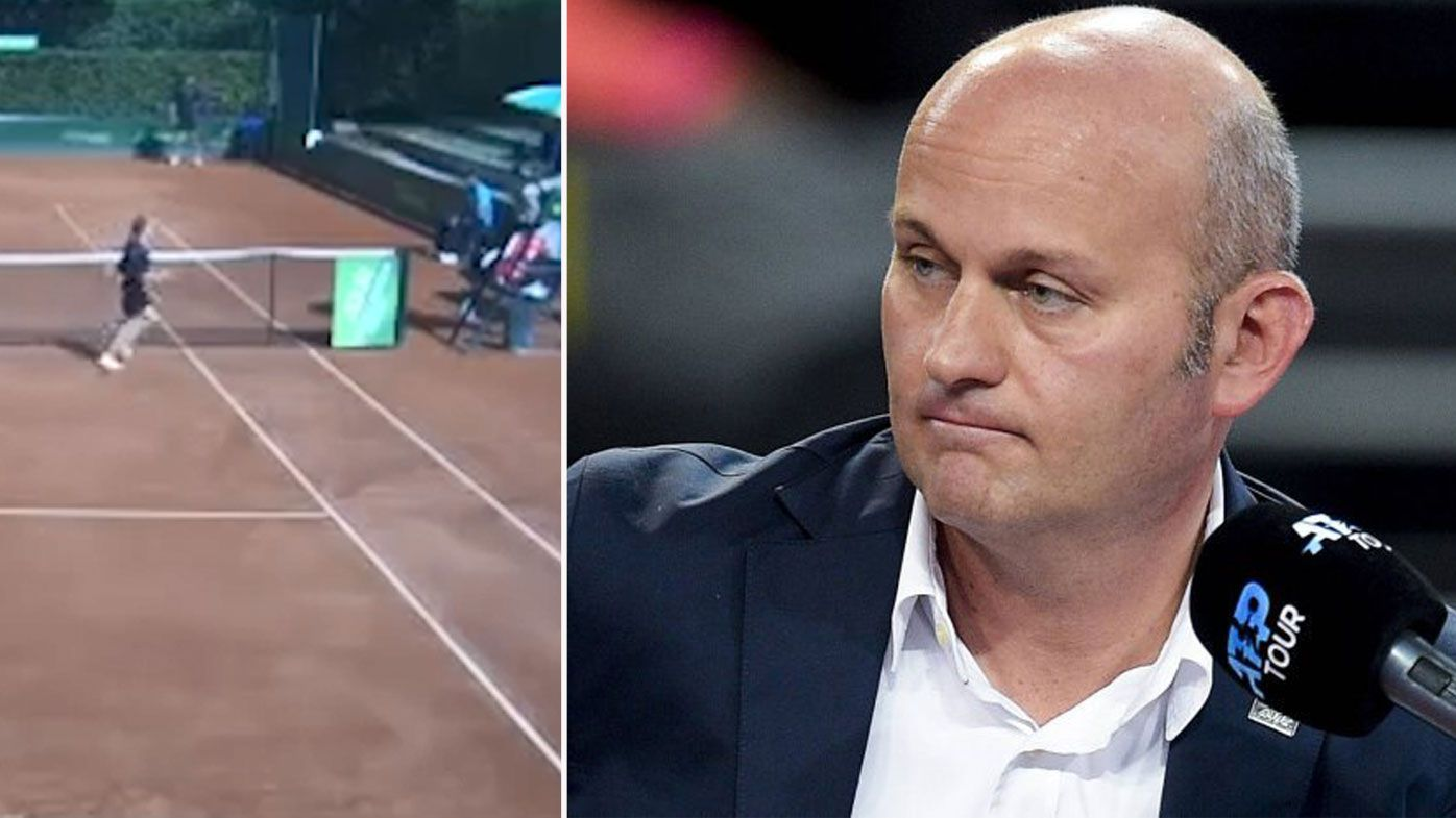 ATP suspend umpire for 'very sexy' remark to ball girl, coaching tennis player