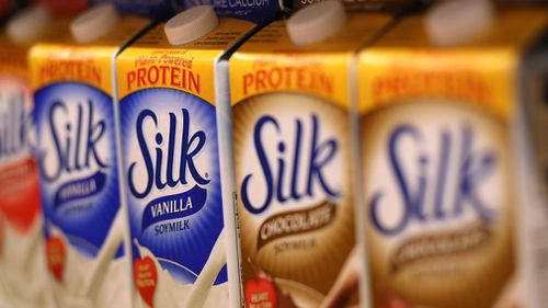 "Soy and almond drinks that bill themselves as ""milk"" may need to consider alternative language after a top US regulator suggested the agency may start cracking down on use of the term. Image: Getty"