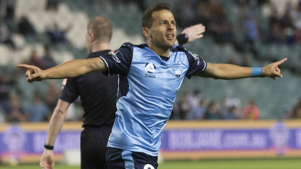 Sydney FC's win over Wellington Phoenix in A-League comes at injury cost
