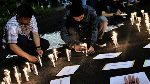 Four executed at 'Alcatraz of Indonesia'