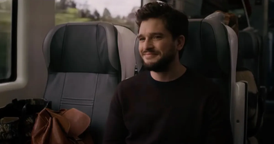 Kit Harrington's episode of 'Modern Love' was based on a two-line story in New York Times.