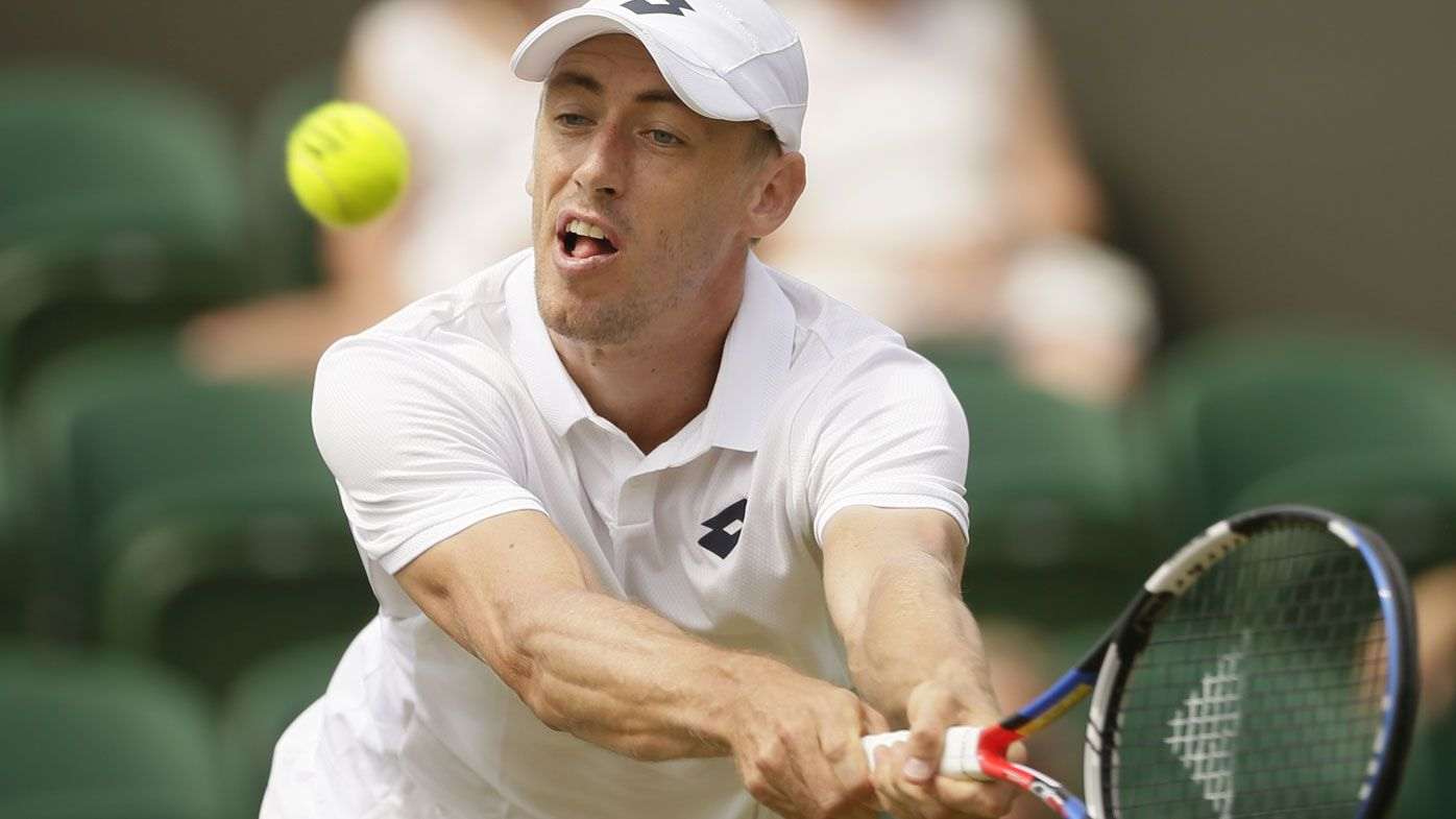 Australia's John Millman fails Wimbledon's undies challenge before Milos Raonic loss