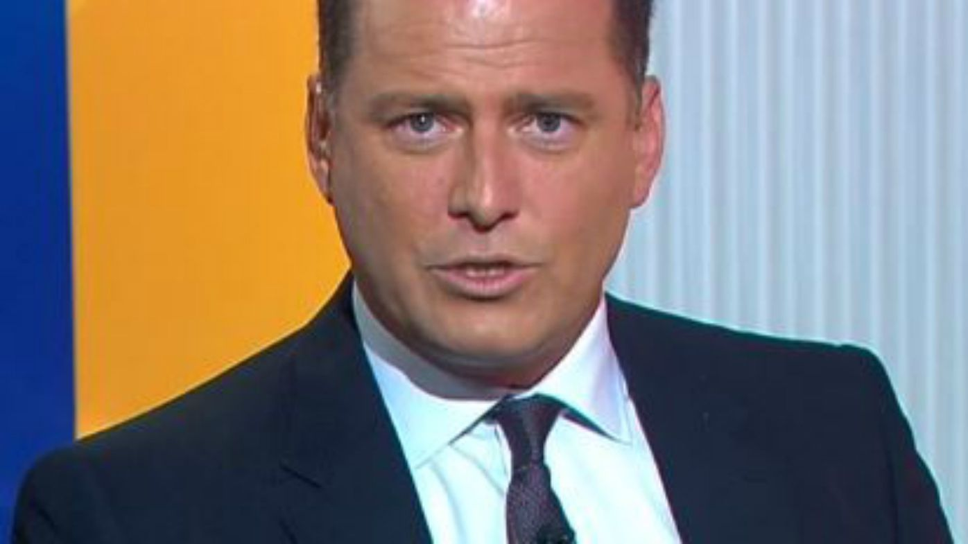 Today show host Karl Stefanovic