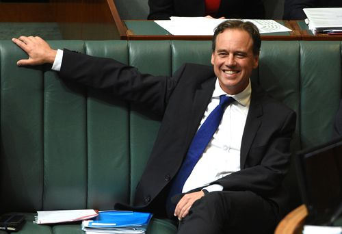 Hunt wins best minister award
