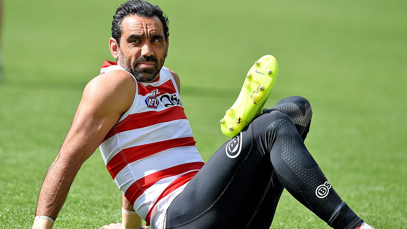 AFLPA president Patrick Dangerfield admits 'naive' reaction 'failed' Adam Goodes