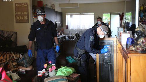 190530 NSW Tamworth Ice Castle drugs syndicate raids crime news Australia