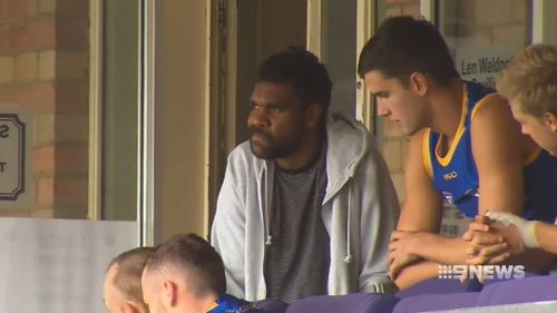 The 21-year-old has not been charged with any offence. (9NEWS)
