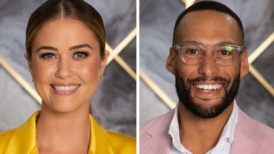 Scherri-Lee Biggs and Josh Gibson are about to join Celebrity Apprentice Australia.