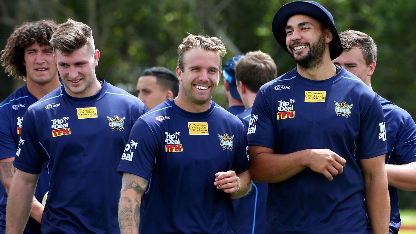 Gold Coast Titans halfback Ash Taylor admits NRL culture became 'loose'