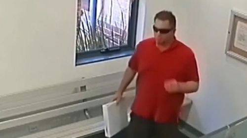 Paul Gary Turner was seen on CCTV moments before committing the murder.