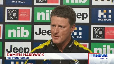 Richmond coach Damien Hardwick rips AFL's score review system
