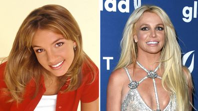 Britney Spears, through the years, photos, gallery, transformation