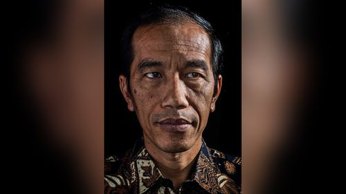 Photographer upset after Joko Widodo removed from National Portrait Gallery
