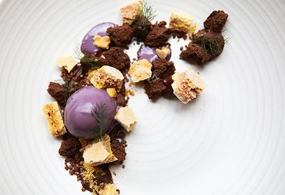 'Nitro' violet crumble